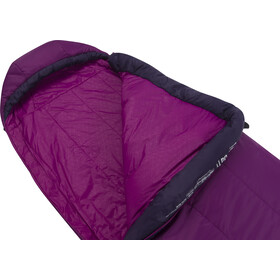 Sea to Summit Quest QuI Sleeping Bag long Women grape/blackberry